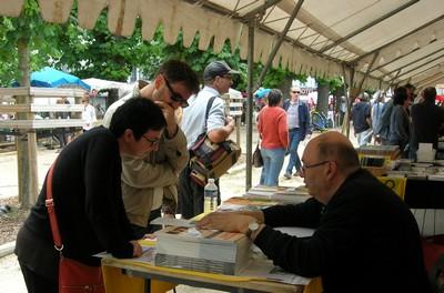 Manuel Rispal en signature