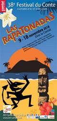 Rapatonadas 2018, affiche