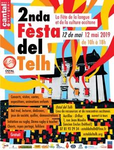 La deuxième Fèsta del telh (affiche)