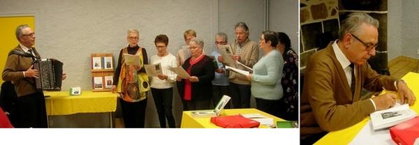 Chorale et dédicaces