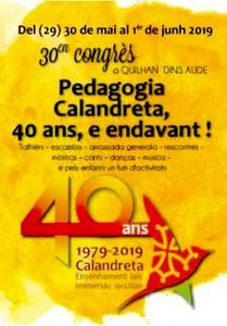 Affiche du congrès