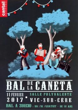 affiche Caneta 2017