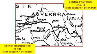 Los parlars occitans disn lo Cantal