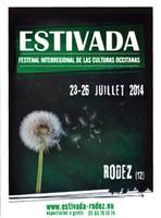 affiche de l'Estivada 2014