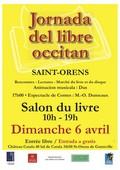 aficha de la Jornada del libre occitan