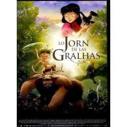 DVD Lo jorn de las gralhas - J.-C. Dessaint