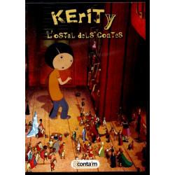 DVD Kerity, l'Ostal dels contes