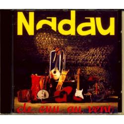 Nadau - De cuu au vent (réédition)
