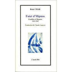 Feuillets d'Hypnos (bil) - René Char