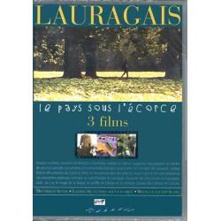 DVD Lauragais (3 films) - F. Fourcou, P. Breinan
