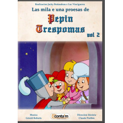 DVD Pepin Trespomas 2 - Bretaudeau, Vinciguerra