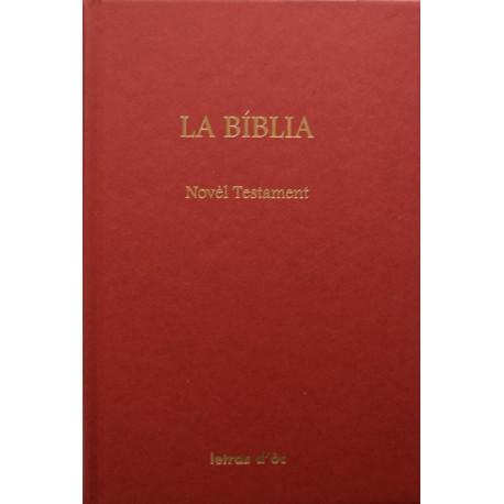 La Bíblia Nouveau Testament (occitan)