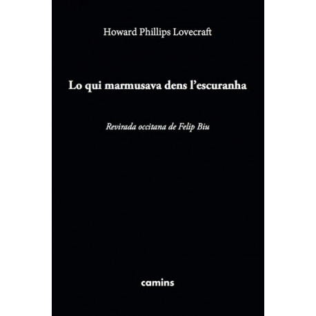 Lo qui marmusava... - H. P. Lovecraft