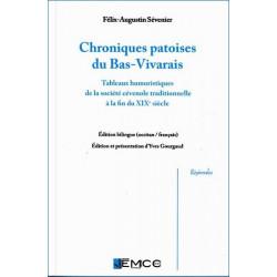 Chroniques... Bas-Vivarais - F. A. Sévenier