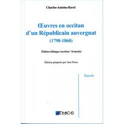 Oeuvres en oc d'un Républicain - C.-A. Ravel