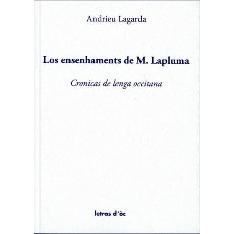 Los ensenhaments de M. Lapluma - A. Lagarda