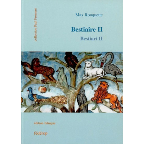 Bestiaire II, Bestiari II - Max Rouquette