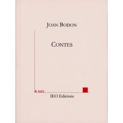 Contes - Jean Boudou