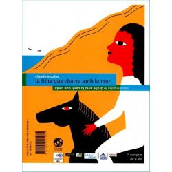 La Filha a la mar / Lo Dròlle amb lo canh (lg + CD) - C. Galea