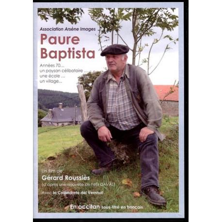 DVD Paure Baptista - Gérard Roussiès