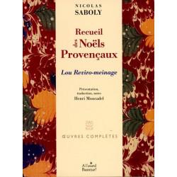 Noëls provençaux - Nicolas Saboly