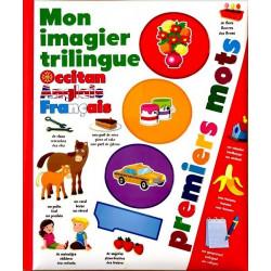 Mon imagier trilingue occitan-français-anglais