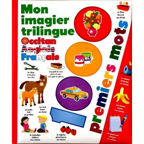 Mon imagier trilingue occcitan-français-anglais