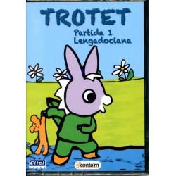 DVD Trotet 1 (lg) - É. Cazes et S. Lezoray
