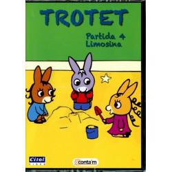 DVD Trotet 4 (lm) - É. Cazes et S. Lezoray