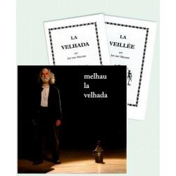 CD La Velhada + livret - Jan dau Melhau