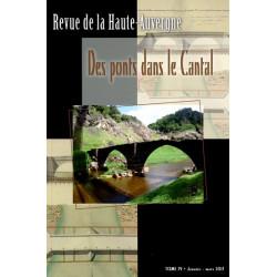 Des ponts dans le Cantal - Collectif