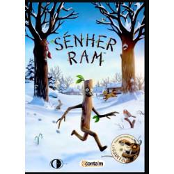 DVD Sénher Ram (oc) - D. Snaddon, J. Jaspaertn