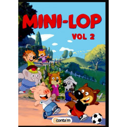 DVD Mini Lop vol. 2 (oc) - F. Mège