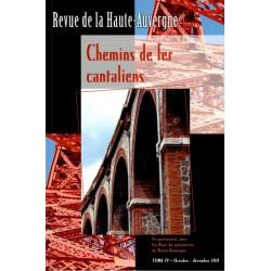 Chemins de fer cantaliens - Collectif