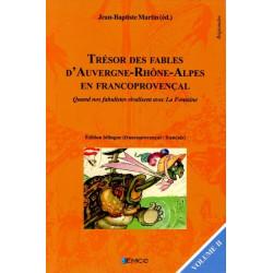 Tresor des fables francoprov. 2 (bil) - Collectif