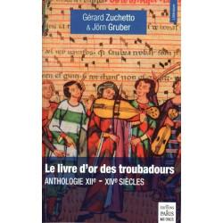 Le Livre d'or des troubadours - G. Zuchetto