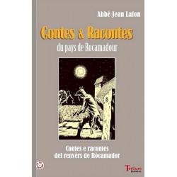 Contes... Rocamadour (bil + CD) - Abbé Lafon