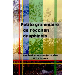 Petite grammaire oc dauphinois - Collectif