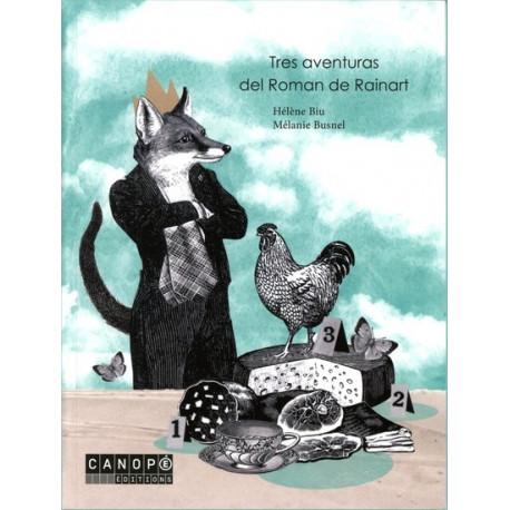 Tres aventuras... de Rainart - H. Bru, M. Busnel