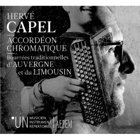 Hervé Capel - Bourrées... Auvergne et Limousin