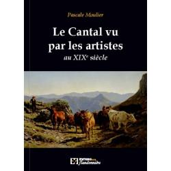 Le Cantal vu par les artistes - Pascale Moulier