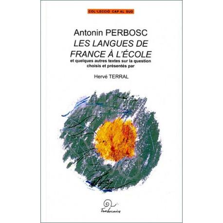 Les langues de France à l'école - A. Perbosc