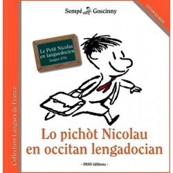Lo pichòt Nicolau (bil) - Sempé et Goscinny
