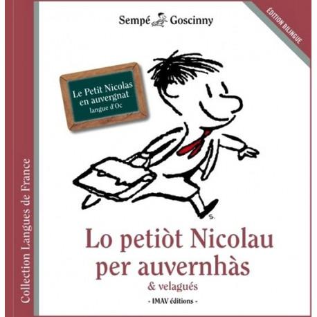 Lo petiòt Nicolau (bil) - Sempé et Goscinny