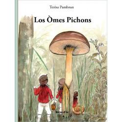 Los Òmes pichons (oc + CD) - Thérèse Pambrun