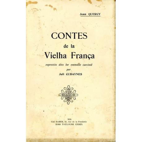 Contes de la vielha França - J. Cubaynes