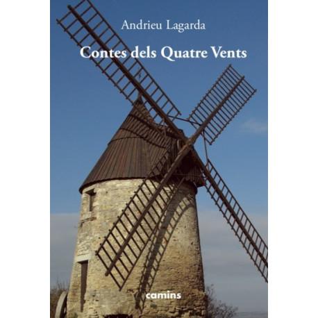 Contes dels quatre vents + CD - A. Lagarde