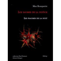 Les Psaumes de la nuit (bil) - M. Rouquette