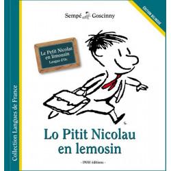 Lo pitit Nicolau (bil, lim) - Sempé et Goscinny
