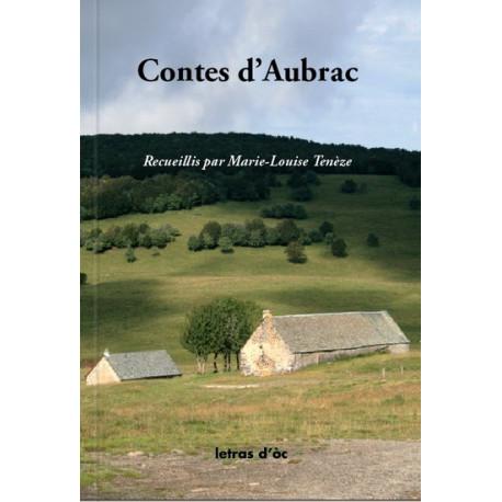 Contes d'Aubrac (bil) - collectif, M.-L. Ténèze